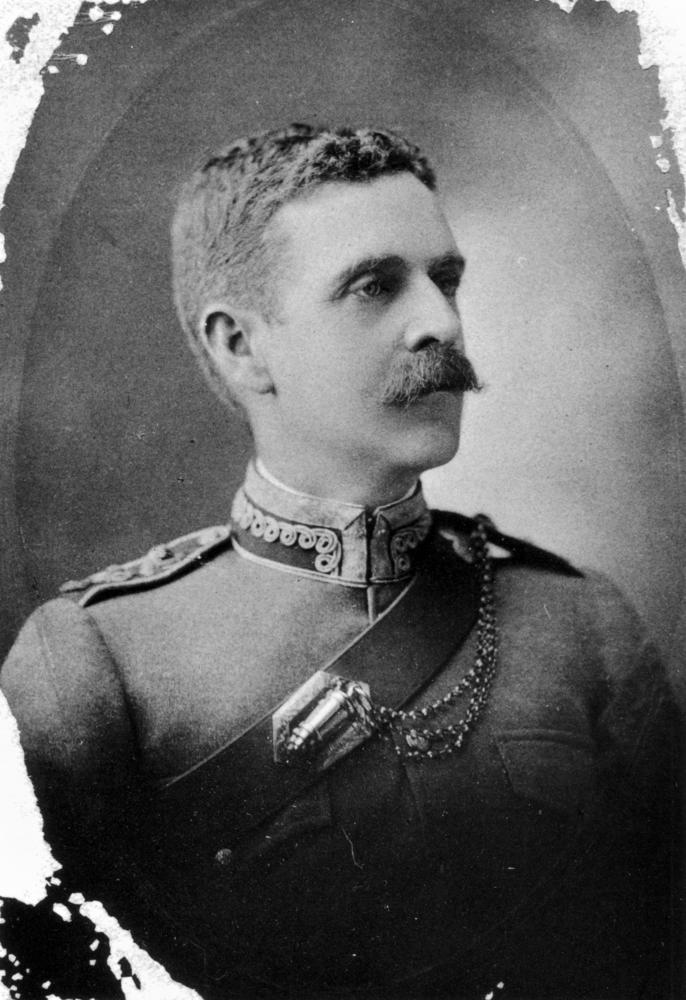 Governor of Queensland, Lord Lamington, 1899. Image from the John Oxley Library, State Library of Queensland, Image no. 184102, public domain.