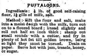 """PUFTALOONS."" Liverpool Herald. October 15, 1904."