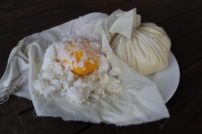 Peach Snowballs, recipe from 1895